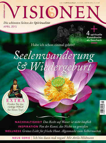 Visionen Einzelheft April 2015