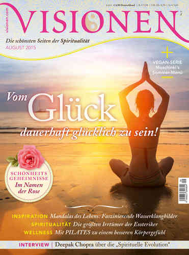Visionen Einzelheft August 2015