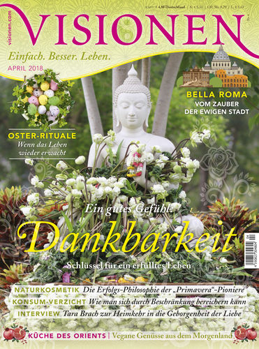 Visionen Einzelheft April 2018