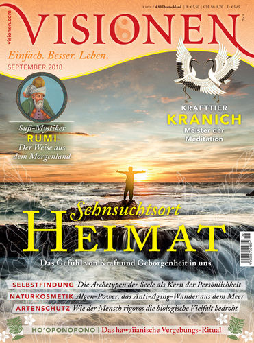 Visionen Einzelheft September 2018