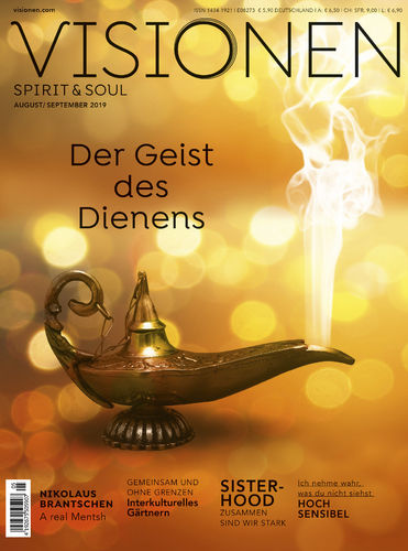 Visionen Einzelheft August/September 2019